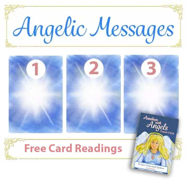 Angel Cards for 9-19-20