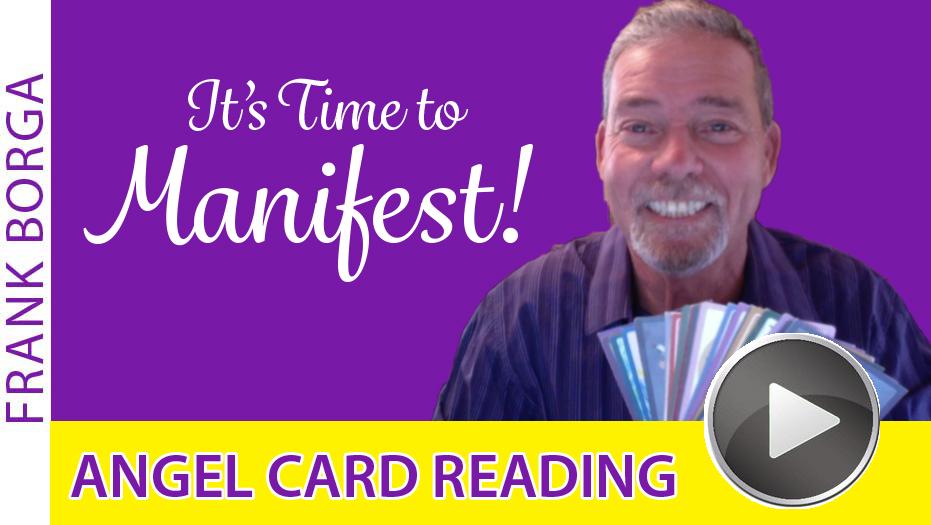 Angel Card Reading – Week 10-13-19