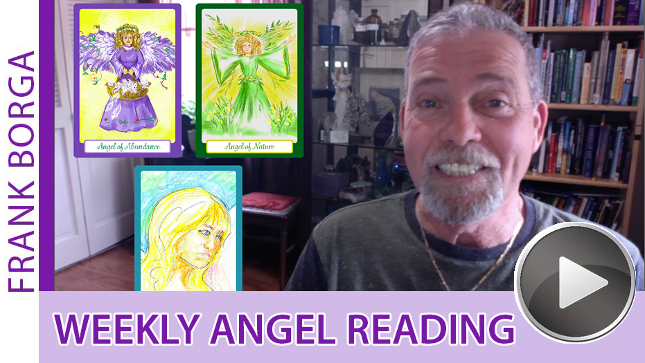 Angel Card Reading – Week 5-31-20